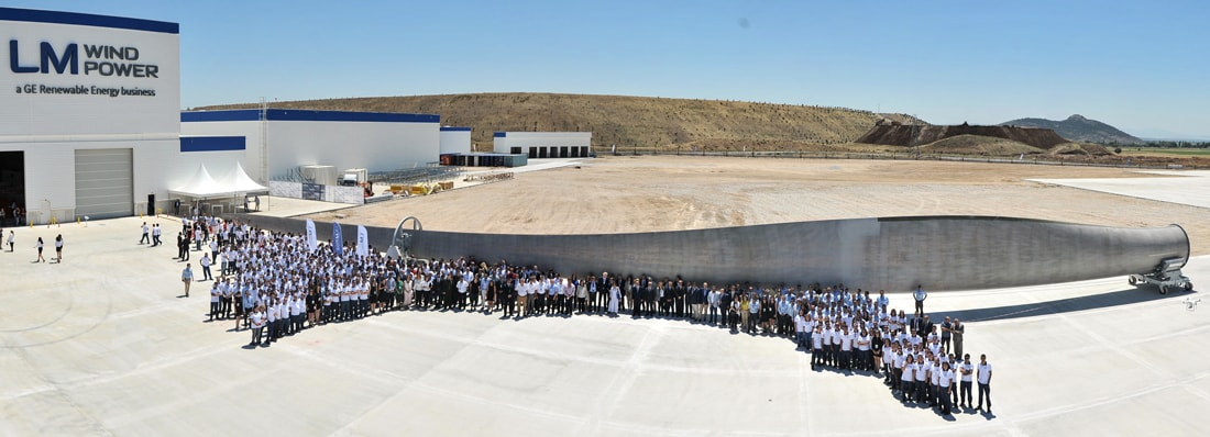 LM Wind Power Bergama